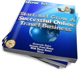 start and grow a travel business