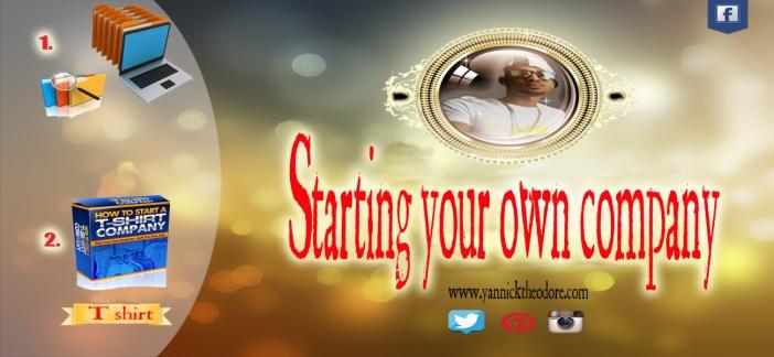 startupyour business
