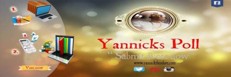 yannicktheodore.com YANNICKS POLL