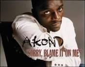 akon- blame it on me