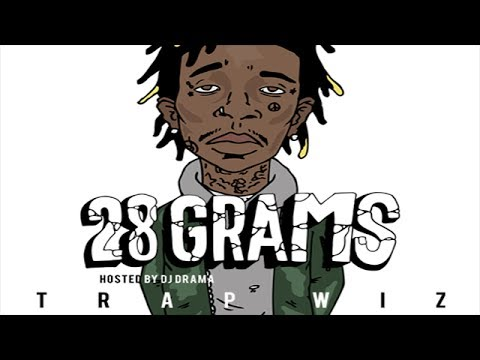 wiz khalifa- 28 grams