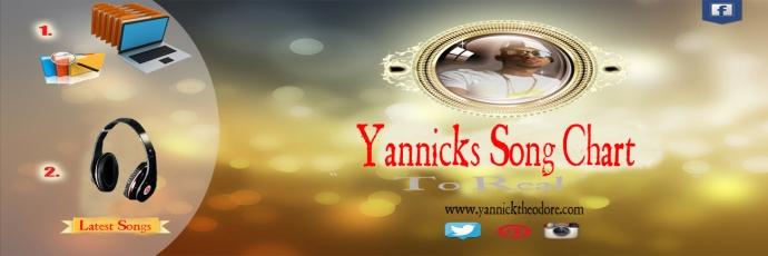 yannicktheodore.com Song chart