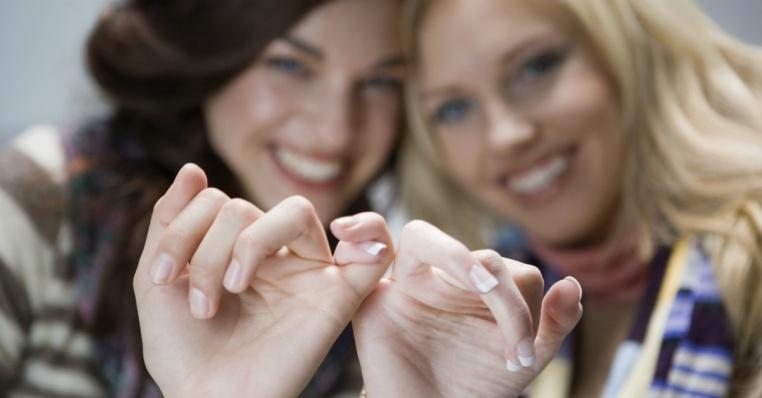 Как сделать так чтобы помириться с подругой